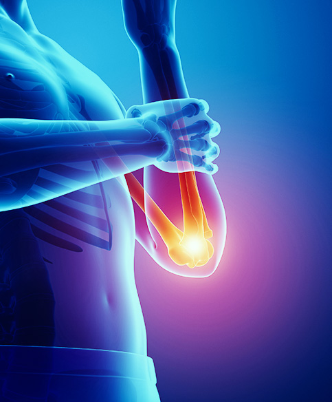 stem cell therapy for elbow pain