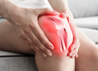 stem cell therapy for knees   x-ray of knee in pain