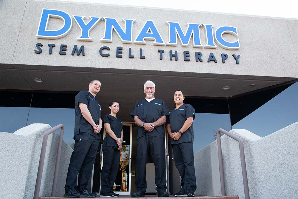 Dynamic Stem Cell Therapy Clinic and Team