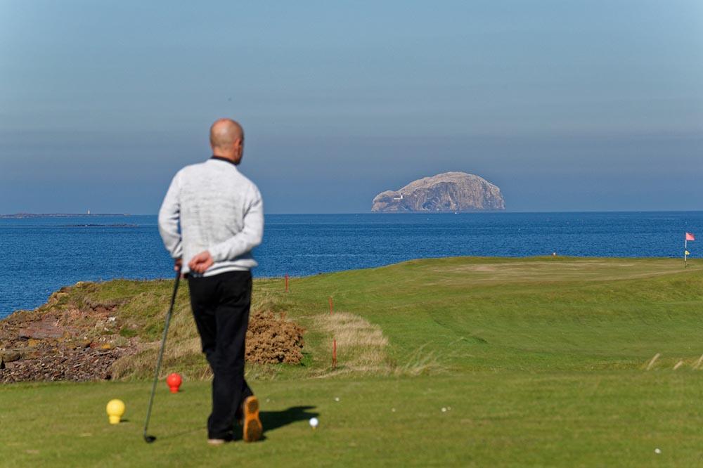 Golf Beautiful View