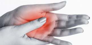 paresthesia numbness and tingling in hand