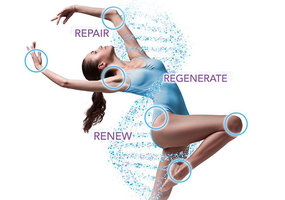 stem cell therapy woman