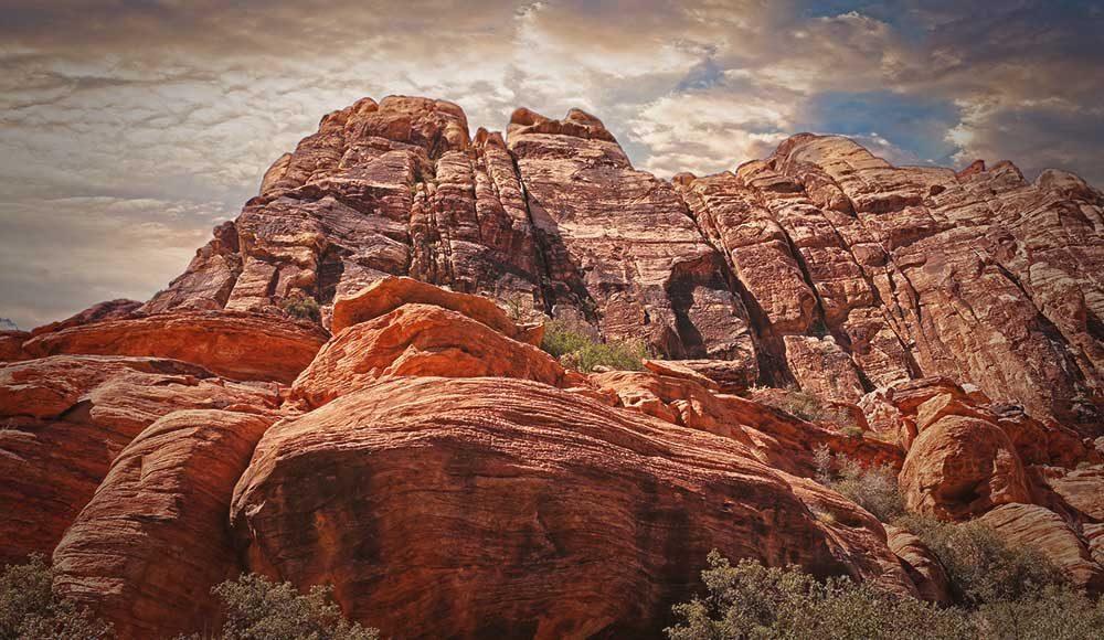 Las Vegas Hiking Red Rock Canyon